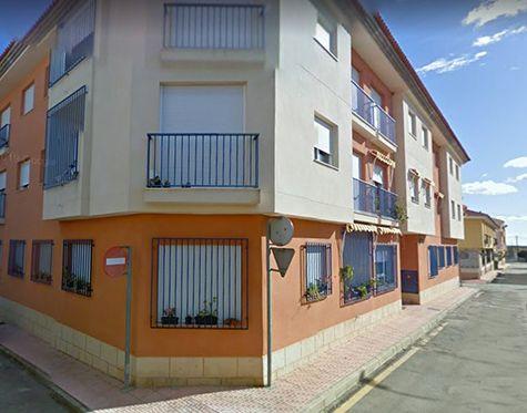 Piso en C/ Juan de la Cierva, en Alhama de Murcia